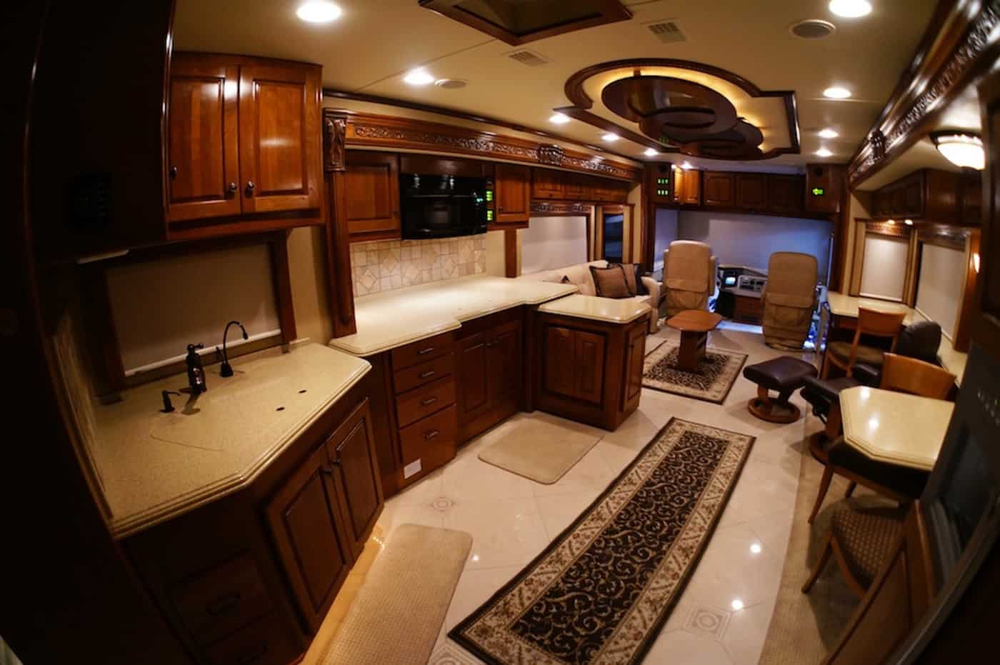 RV Interior Designer Near Me