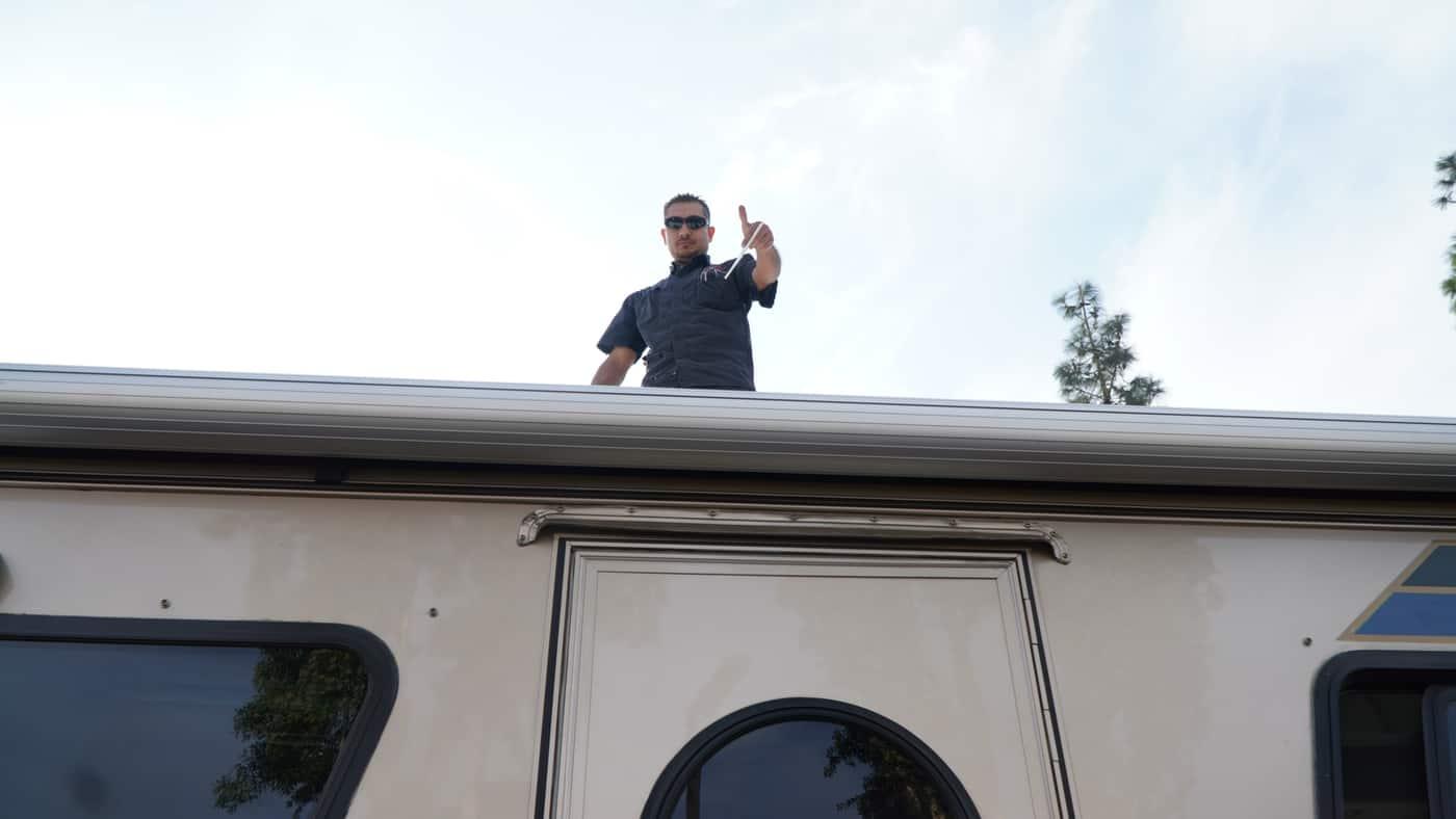 RV Roof Repair Near Me